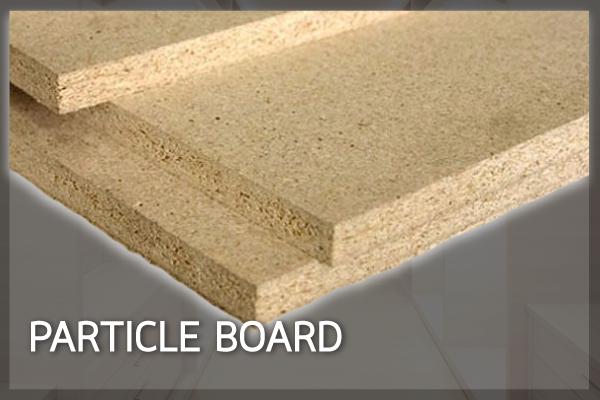 ไม้อัด ไม้ปาร์ติเกิ้ล (Particle Board)